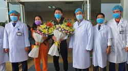 Thêm 2 bệnh nhân xuất viện, VN tự tin về năng lực điều trị Covid-19