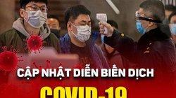Dịch Covid-19 ngày 18/2: 4 người khỏi bệnh được xuất viện trong 1 ngày