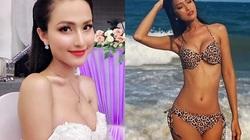 Hoa hậu chuyển giới đầu tiên của VN nóng bỏng thế này, bảo sao Trọng Hiếu không si mê