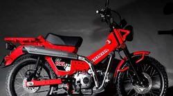 """""""Bản sao"""" phong cách nổi loạn của Honda Super Cub ấn định ngày bán ra chính thức"""