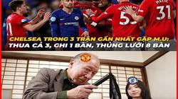 """Được VAR giúp sức, Man United hạ đẹp Chelsea trong """"cay đắng"""""""