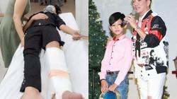 Con trai nuôi Đàm Vĩnh Hưng gặp tai nạn trên đường đi diễn