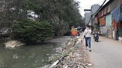 Cầu Giấy-Hà Nội: Người dân mòn mỏi chờ xử lý ô nhiễm mương Đồng Bông