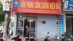 Hà Nội: Công chứng giao dịch bất động sản, mất luôn sổ đỏ