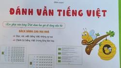 """Sách """"Đánh vần tiếng Việt"""" chứa nhiều ngôn từ tục tĩu"""