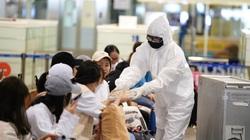 Vì sao hành khách từ vùng dịch Covid-19 Nhật Bản về Nghệ An không được cách ly tại sân bay Nội Bài?