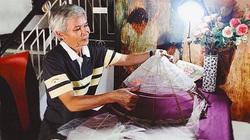 Độc lạ: Nón lá bàng rừng, giá tận 450 ngàn/cái không có mà mua