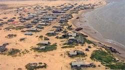 Kỳ lạ: Ngôi làng chỉ xuất hiện ban ngày, đến đêm bị vùi trong cát