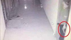 Nam thanh niên nát tay sau tiếng nổ lớn ở chung cư