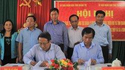 2 thôn của Thừa Thiên - Huế chuyển về Quảng Trị