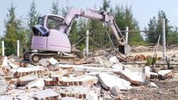 Vi phạm đất đai tại Khu kinh tế Nhơn Hội: Tuy giảm nhưng vẫn phức tạp