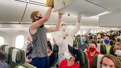 Chuyến bay đặc biệt của Bamboo Airways đưa công dân Séc và châu Âu hồi hương