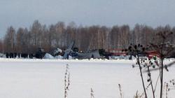 Một hành khách thoát chết vì lỡ chuyến bay