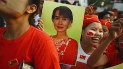 Phe đối lập của bà Suu Kyi tuyên bố thắng lợi