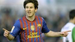 Ferguson ngả mũ trước tài năng của Messi