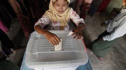 Phép thử cho nền dân chủ ở Myanmar