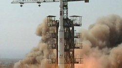 Vụ phóng vệ tinh: Triều Tiên mời xem, Nhật lắc