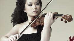 Nghệ sĩ vĩ cầm Sarah Chang đến Việt Nam trình diễn