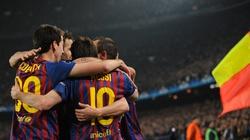 Hạ Milan 3-1, Barca thẳng tiến vào bán kết