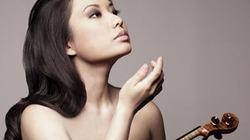 Sarah Chang  biểu diễn vĩ cầm tại Hà Nội