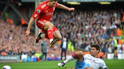 Liverpool may mắn thoát thua trước Aston Villa