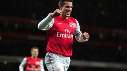 "Van Persie tin Arsenal sẽ ""làm gỏi"" Man City"