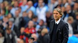 Mancini tuyên bố Man City không bỏ cuộc