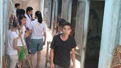 Bàng hoàng xóm trọ nghèo sau vụ nổ khí gas