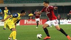 Thắng nhẹ Chievo, Milan đòi lại ngôi đầu