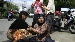 Giảm cường độ động đất, hủy cảnh báo sóng thần