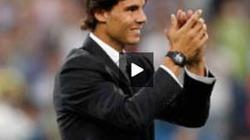 Djokovic thế chân Federer đánh cặp với Nadal