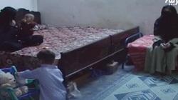 Công bố video vợ góa, con côi của Bin Laden