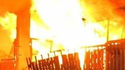 Chợ Việt ở Czech cháy ngùn ngụt