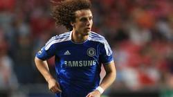 """Chấn thương, David Luiz """"lỡ hẹn"""" đại chiến với Barca"""