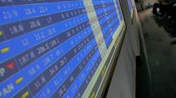 VN-Index tăng lên 468,26 điểm