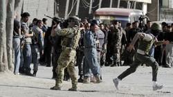 7 vụ nổ xé toạc trung tâm thủ đô Afghanistan