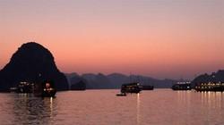 Hoàng hôn vịnh Hạ Long được CNN vinh danh