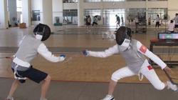 Giấc mơ Olympic của nữ kiếm thủ Lệ Dung
