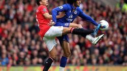 Chơi như mơ ngủ, M.U bị Everton cầm chân