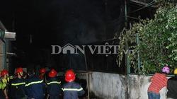 Ba chị em ruột chết cháy trong đêm