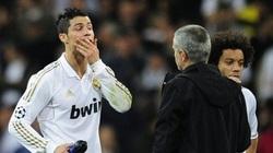 Mourinho bênh vực Ronaldo