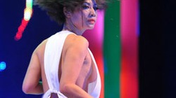 """""""Thả rông"""" vòng 1, Thu Minh nhảy nhót trước ngàn khán giả"""