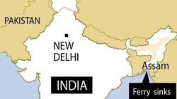 Ấn Độ: Phà chìm trong bão lớn, hơn trăm người thiệt mạng
