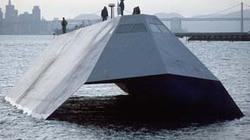 Mỹ đấu giá rẻ rúng tàu tàng hình