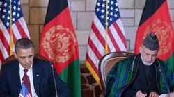 Mỹ - Afghanistan hợp tác chiến lược