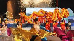 Lung linh kỳ ảo đêm hội Hạ Long 2012