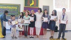 Người Việt tại Australia thi đọc tiếng Việt