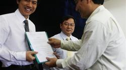 Báo Tiền Phong thay Tổng Biên tập