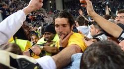 """Juventus """"quậy tưng"""" sau chức vô địch Serie A"""