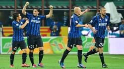 """Milito lập hat-trick, Inter """"hạ nhục"""" Milan"""